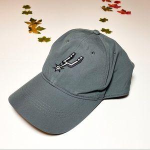 Spurs Baseball Cap Nike Golf Gray Cap